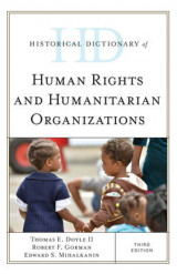 Omslag - Historical Dictionary of Human Rights and Humanitarian Organizations