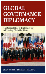 Omslag - Global Governance Diplomacy