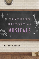 Omslag - Teaching History with Musicals