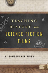 Omslag - Teaching History with Science Fiction Films