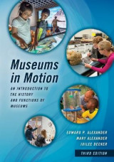 Omslag - Museums in Motion