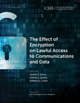 Omslag - The Effect of Encryption on Lawful Access to Communications and Data