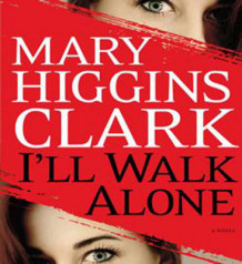 I'll Walk Alone av Mary Higgins Clark (Lydbok-CD)