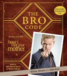 The Bro Code av Neil Patrick Harris (Lydbok-CD)