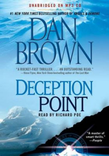Deception Point av Dan Brown (Lydbok-CD)