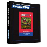 Omslag - Pimsleur Japanese Level 4 CD
