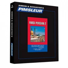 Pimsleur Farsi Persian Level 2 CD av Pimsleur (Lydbok-CD)