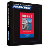 Omslag - Pimsleur Italian Level 5 CD