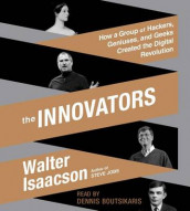 The Innovators av Walter Isaacson (Lydbok-CD)