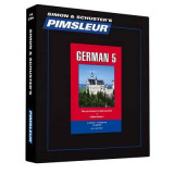 Omslag - Pimsleur German Level 5 CD