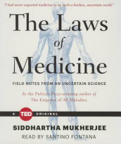 The Laws of Medicine av Siddhartha Mukherjee (Lydbok-CD)