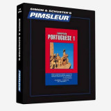 Omslag - Pimsleur Portuguese (European) Level 1 CD