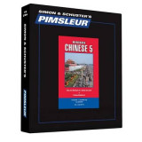 Omslag - Pimsleur Chinese (Mandarin) Level 5 CD