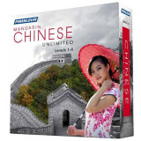 Omslag - Pimsleur Chinese (Mandarin) Levels 1-4 Unlimited Software
