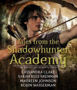 Omslag - Tales from the Shadowhunter Academy