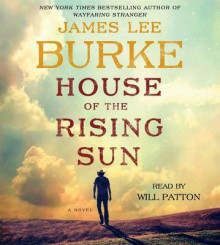 House of the Rising Sun av James Lee Burke (Lydbok-CD)