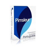Omslag - Pimsleur Portuguese (European) Conversational Course - Level 1 Lessons 1-16 CD