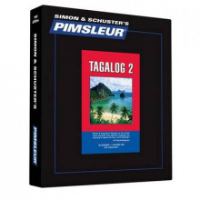 Pimsleur Tagalog Level 2 CD av Pimsleur (Lydbok-CD)