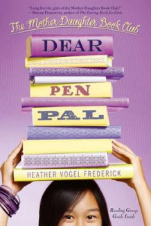 Dear Pen Pal av Heather Vogel Frederick (Heftet)