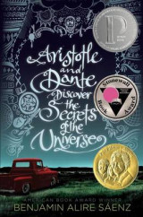 Omslag - Aristotle and Dante Discover the Secrets of the Universe