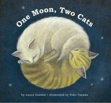 One Moon, Two Cats av Laura Godwin (Innbundet)