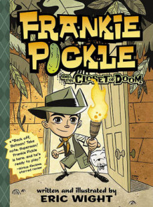 Frankie Pickle and the Closet of Doom av Eric Wight (Heftet)