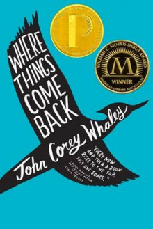 Where Things Come Back av John Corey Whaley (Heftet)