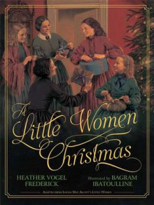 A Little Women Christmas av Heather Vogel Frederick (Innbundet)