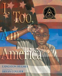 I, Too, Am America av Langston Hughes (Innbundet)
