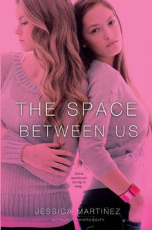 The Space Between Us av Jessica Martinez (Innbundet)