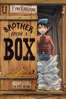 Brother from a Box av Evan Kuhlman (Heftet)