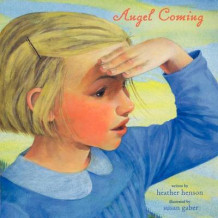 Angel Coming av Heather Henson (Heftet)
