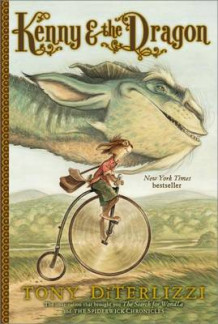 Kenny & the Dragon av Tony DiTerlizzi (Heftet)