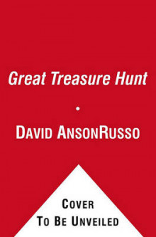 The Great Treasure Hunt av David Anson Russo (Heftet)