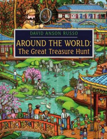 Around the World av David Anson Russo (Heftet)