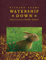 Omslag - Watership Down