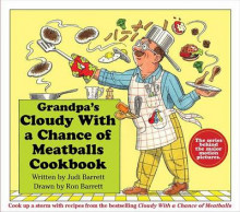Grandpa's Cloudy with a Chance of Meatballs Cookbook av Judi Barrett (Innbundet)