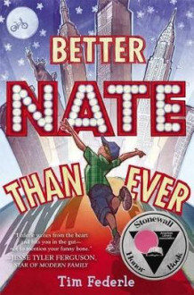 Better Nate Than Ever av Tim Federle (Innbundet)