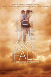 Let the Sky Fall av Shannon Messenger (Innbundet)