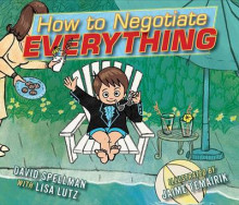 How to Negotiate Everything av Lisa Lutz (Innbundet)