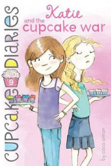 Katie and the Cupcake War av Coco Simon (Heftet)