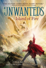 Omslag - The Unwanteds #3: Island of Fire