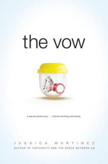The Vow av Jessica Martinez (Innbundet)