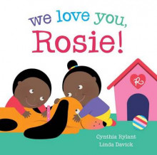 We Love You, Rosie! av Cynthia Rylant (Innbundet)