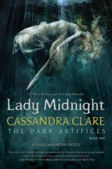 Omslag - Lady Midnight