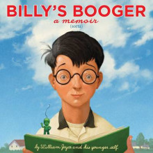 Billy's Booger av William Joyce (Innbundet)