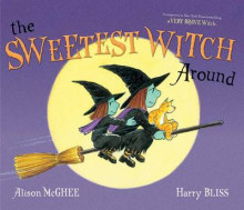 The Sweetest Witch Around av Alison McGhee (Heftet)