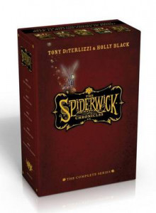 The Spiderwick Chronicles: The Complete Series av Tony DiTerlizzi (Innbundet)