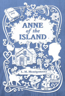 Anne of the Island av L. M. Montgomery (Heftet)