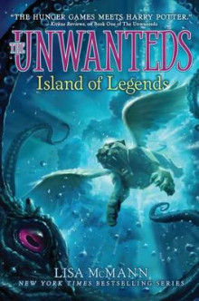 Island of Legends av Lisa McMann (Heftet)
